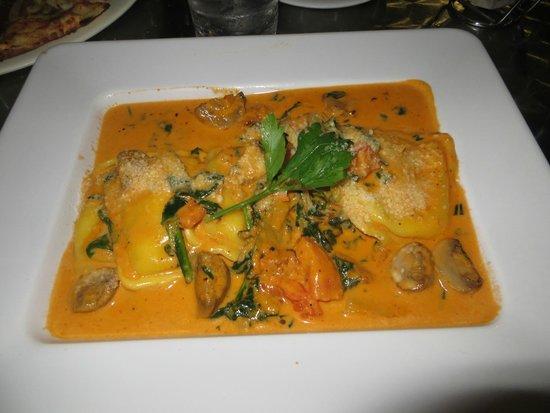 Di Parma Trattoria : Cheese Ravioli - Excellent