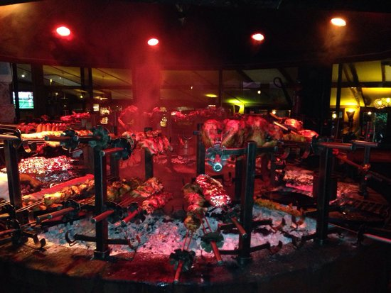 The Carnivore Restaurant: Grill