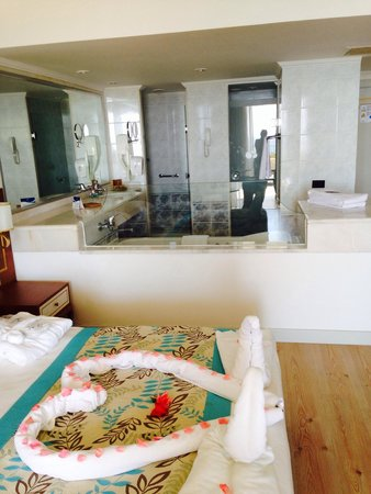 Crystal Sunrise Queen Luxury Resort & SPA: Athena Rooms