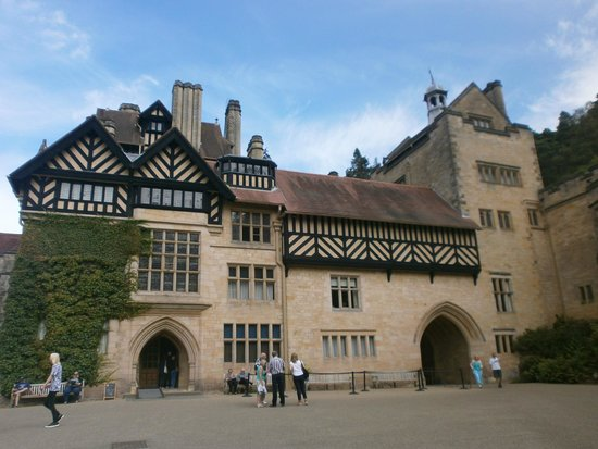 Bow House: Nearby Cragside, well worth a visit