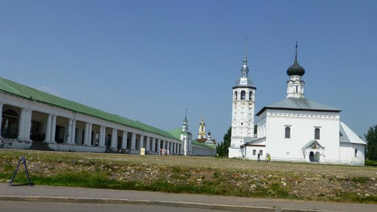 The Church of the Resurrection  of Christ and The Kazan Church