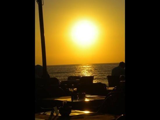 Mediterranean Palace Hotel : sunset playa de las americas