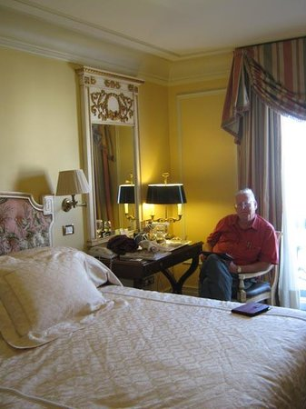 Hotel Grande Bretagne, A Luxury Collection Hotel: Our room