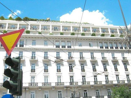 Hotel Grande Bretagne, A Luxury Collection Hotel: Hotel exterior