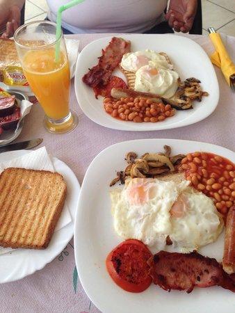 Enjoy the Food : Breakfast