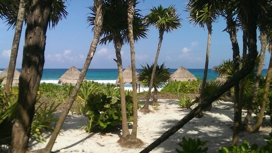 Valentin Imperial Riviera Maya: Beach photo