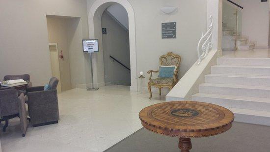 Palazzo Bezzi: Recepción