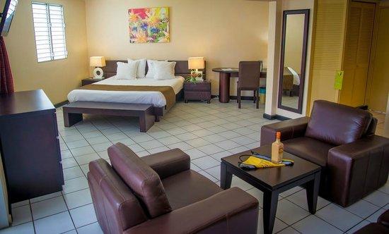 Canella Beach Hotel-Restaurant : Junior Suite à l'hôtel Canella Beach