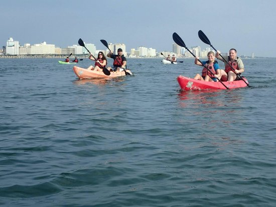 Ocean Eagle Kayak Adventures