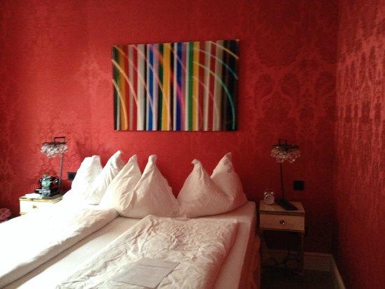 Hotel Beethoven Wien: 5th Floor Room