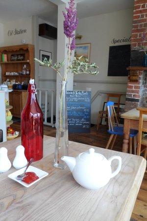 Kings Delicatessen & Cafe: Breakfast in Kings restaurant
