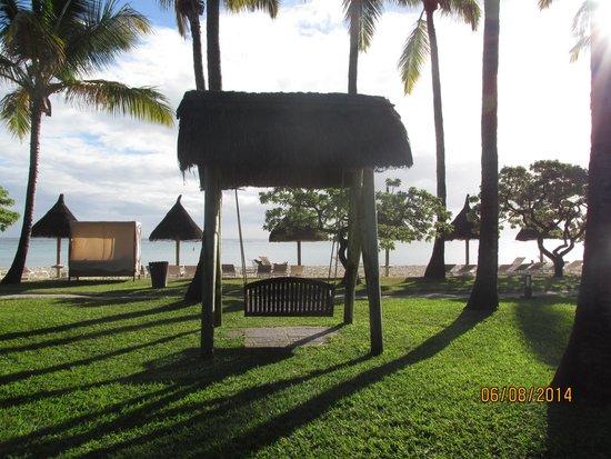 La Pirogue Mauritius : Swing
