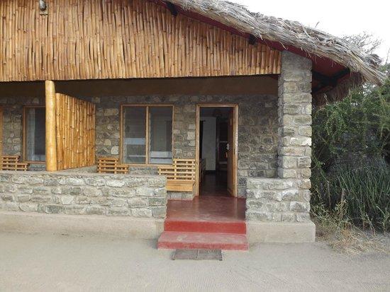Ndutu Safari Lodge: la chambre
