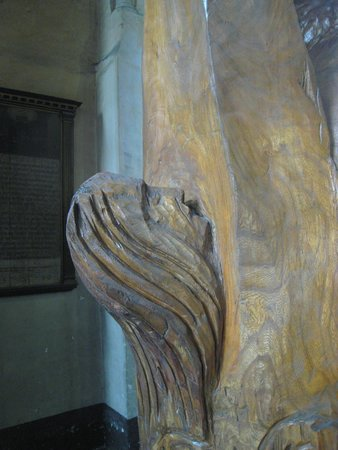Église Notre-Dame (Onze Lieve Vrouwekerk) : Fabulous detail