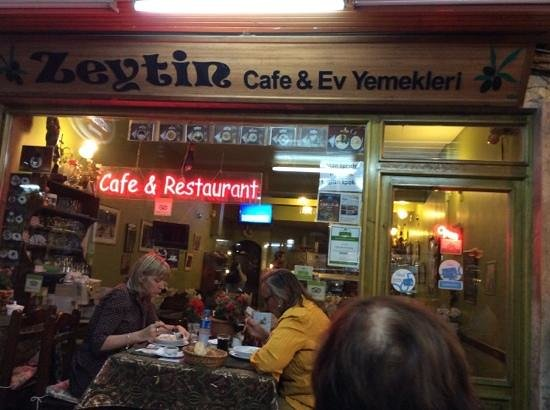 Zeytin Cafe ve Ev Yemekleri: Better than best