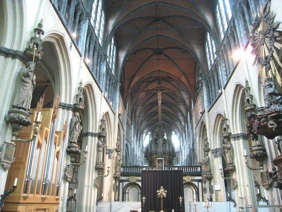 Église Notre-Dame (Onze Lieve Vrouwekerk) : Breadthtaking