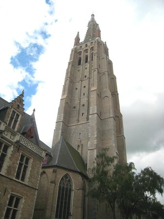 Église Notre-Dame (Onze Lieve Vrouwekerk) : Exemplary