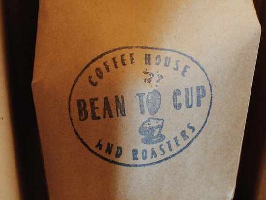 Bean To Cup Coffee House : Coffee bag