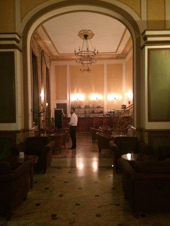 IBB Grand Hotel Lublinianka : Hotel foyer bistro