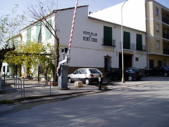 Bunol, Spain: Posada Venta Pilar de Vicente Ferrer