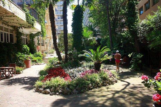 Boix Mar Hotel : Территория отеля
