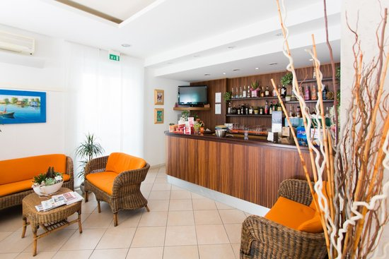 Hotel Trieste: Zona Bar