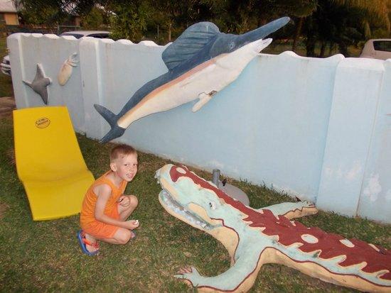 Anchor Cafe: Playground