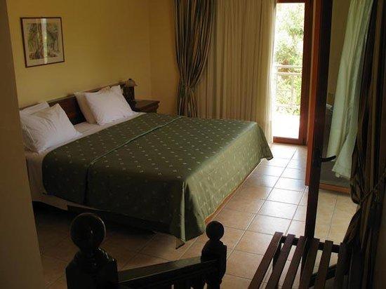 Hotel Europa Olympia: Bedroom