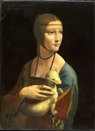 Wawel Royal Castle: Lady with an Ermine