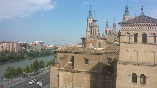 NH Ciudad de Zaragoza: fantástico