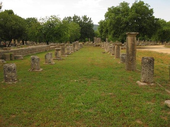 Ancient Olympia: The site