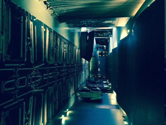 Hotel Teatro Porto: Hall de l'hotel