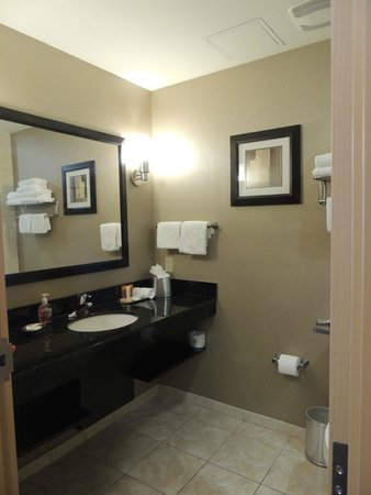 Best Western Premier Miami International Airport Hotel & Suites: Banheiro no apartamento