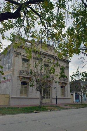 Museo Historico Comunal y de la Colonizacion Judia Rabino Aaron Halevi Goldman: Teatro