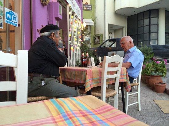 Sinantisi : Греческий колорит