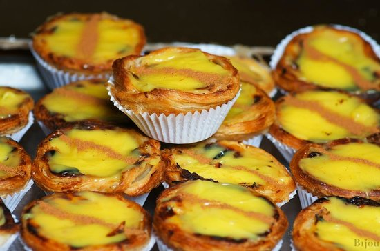 A Bijou de Cascais: Lemon Nata