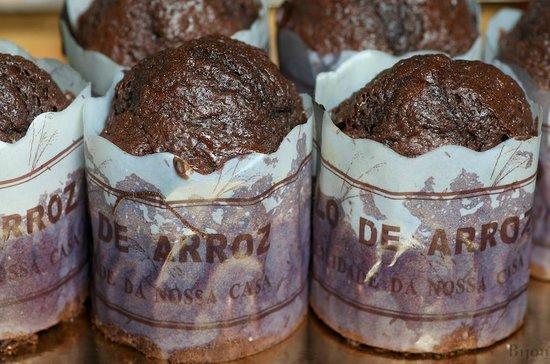 A Bijou de Cascais: Chocolate mufin