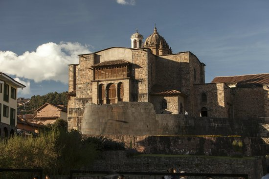 Convento de Santo Domingo: Qurikancha, Cusco