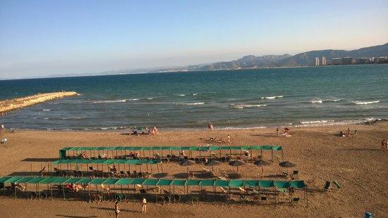 Hotel Sicania: Вид с балкона