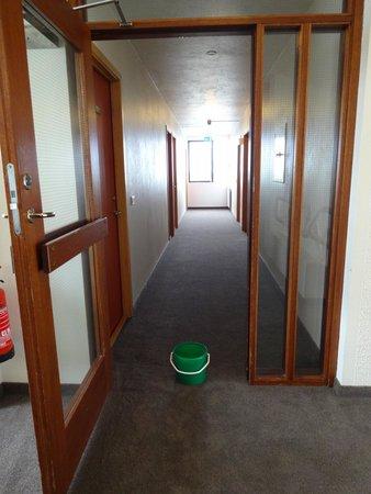 Hotel Edda Hofn: Water leakage