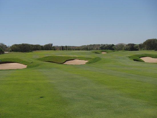 Sofitel Essaouira Mogador Golf & Spa : Typical fairway