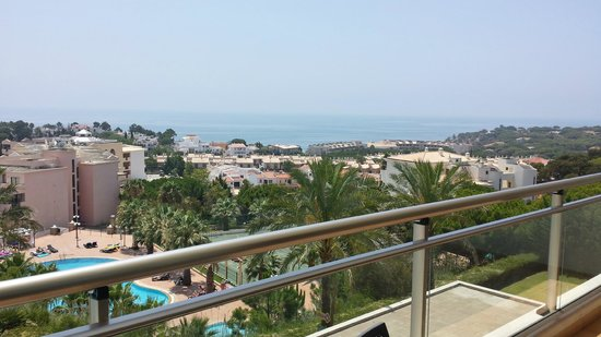 Holiday Village Algarve Balaia: View from room 1336