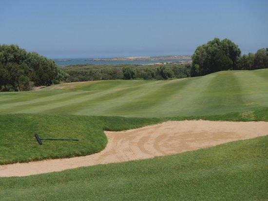 Sofitel Essaouira Mogador Golf & Spa : Fairways in great condition