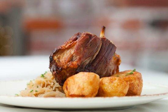 Baieri kelder: Roast Pork Shank