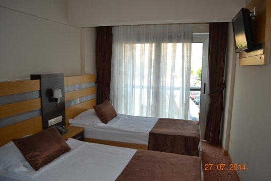 Ilayda Avantgarde Hotel: Room 1