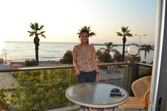 Ilayda Avantgarde Hotel: Sea-facing room
