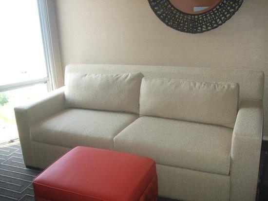 West Bay Beach, a Holiday Inn Resort: room (sleeper sofa)