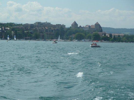 Compagnie des Bateaux du Lac d'Annecy : en route pour le tour du lac