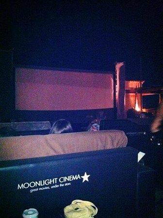 Sunprime Atlantic View: Moonlight Cinema ... Must Visit!