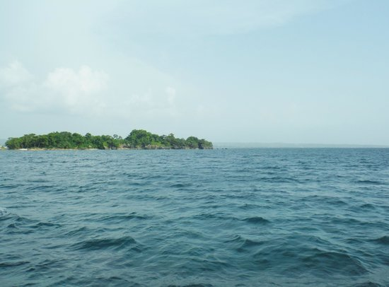 Couples Negril : View from the sunset cruise.